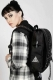DISTURBIA CLOTHING Pentagram Backpack