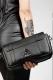 DISTURBIA CLOTHING Cuff Clutch Bag
