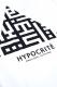 Hypocrite (ヒポクリット) TRIMID TEE(WHT)
