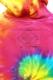 Zephyren(ゼファレン) TIE DYE PARKA -BEYOND- RAINBOW