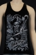 ARKAIK CLOTHING Aargh-Kaik Black Tank Top