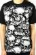 AVENGED SEVENFOLD ALLOVER DEATHBATS T-Shirt
