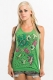 ELECTRIC ZOMBIE Oozie Re-Animated Grass Tank Top