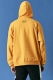 MUSIC SAVED MY LIFE (MSML)  BIG HOODIE YELLOW