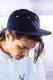 SABBAT13 FLABBY CORDUROY CAP (ネイビー) NAVY
